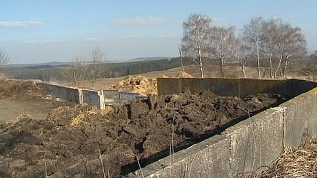 Kompostárna firmy Setra