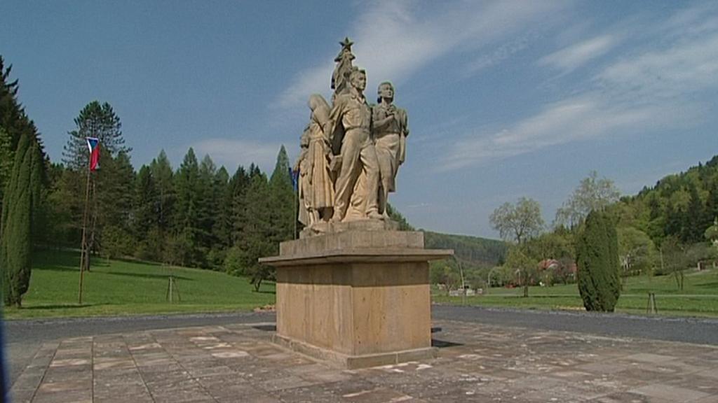 Pietní areál Javoříčko