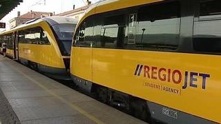 Souprava RegioJet