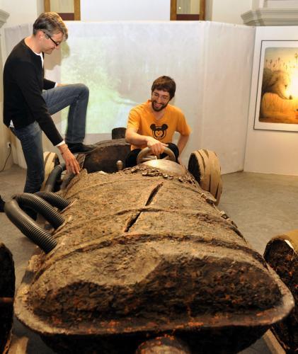 Výstava Kuky se vrací