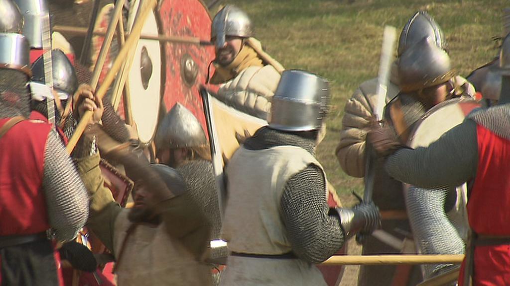 Středověká bitva