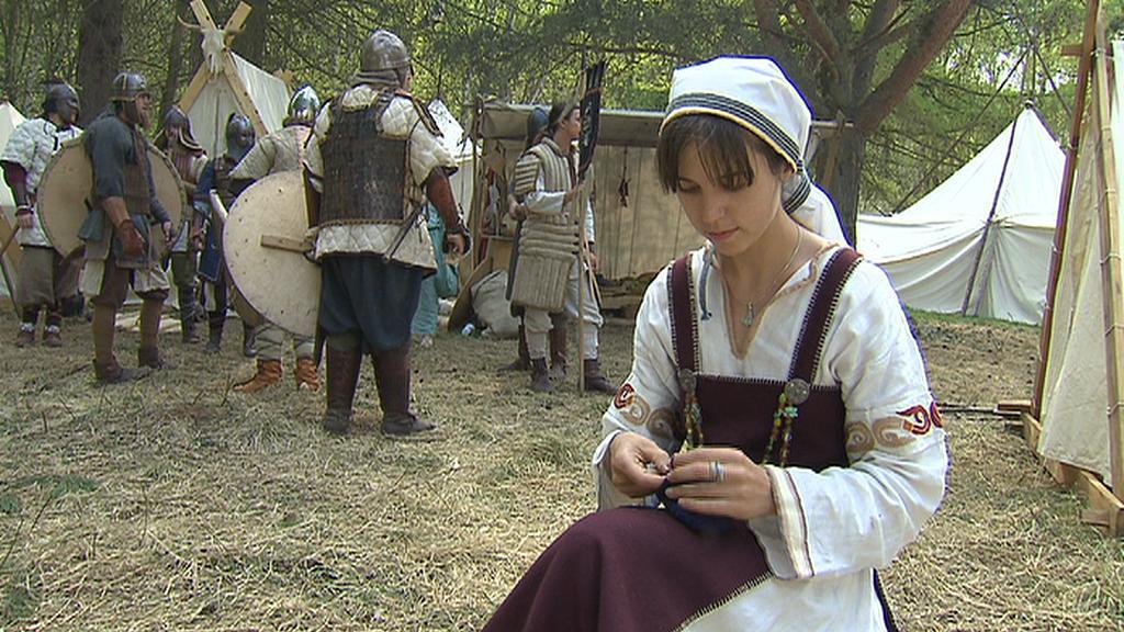Středověká výroba