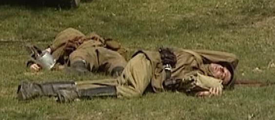 Mrtví vojáci