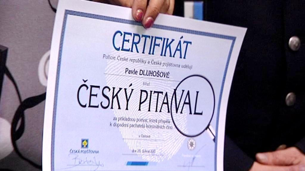 Ocenění Český pitaval