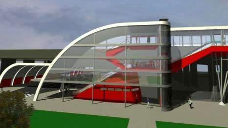Projekt nového přístupu k vlakům