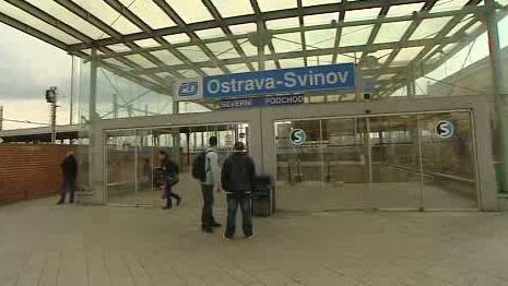Svinovské vlakové nádraží
