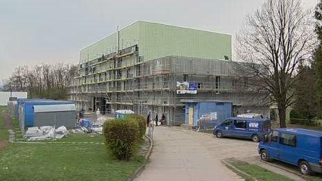 Rekonstrukce Tyršova stadionu