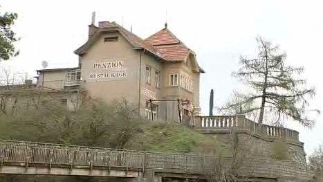 Penzion u přehrady