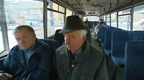 Autobusová doprava v Třinci