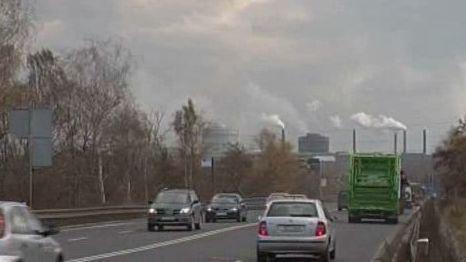 Ovzduší na Ostravsku