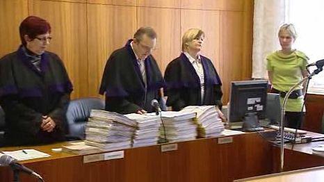 Soud s Romanem Červíkem