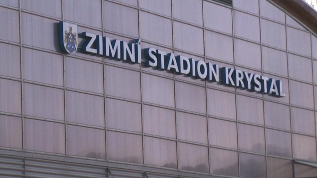 Zimní stadion v Krnově