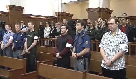 Soud se žháři z Vítkova