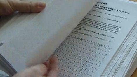 Petice za dokončení obchvatu