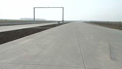 Rozestavěná dálnice D1