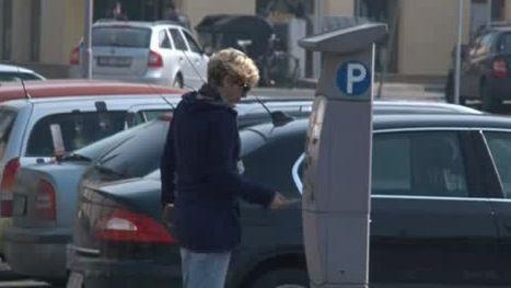 Parkování v Prostějově