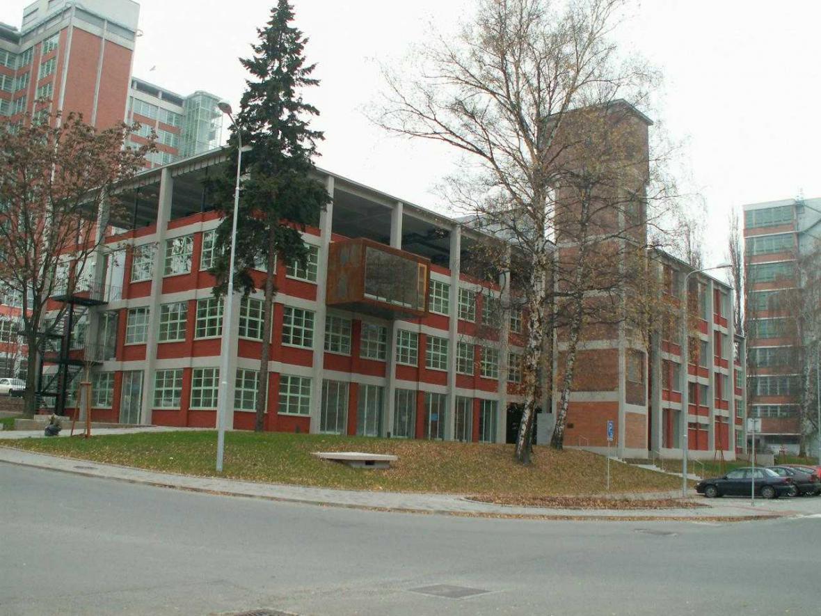 Budova č. 23 bývalé Baťovy továrny (Zlín)