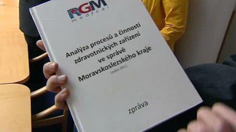 Analýza firmy RGM Medical