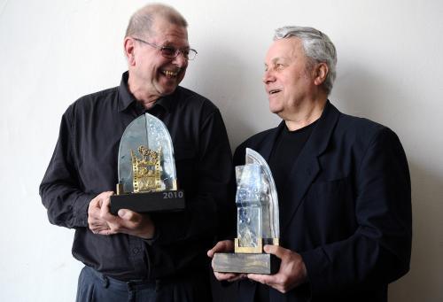 Antonín Dufek a Viktor Kolář