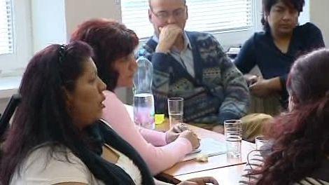 Diskuze s klienty sdružení Vzájemné soužití