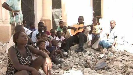 Život na Haiti