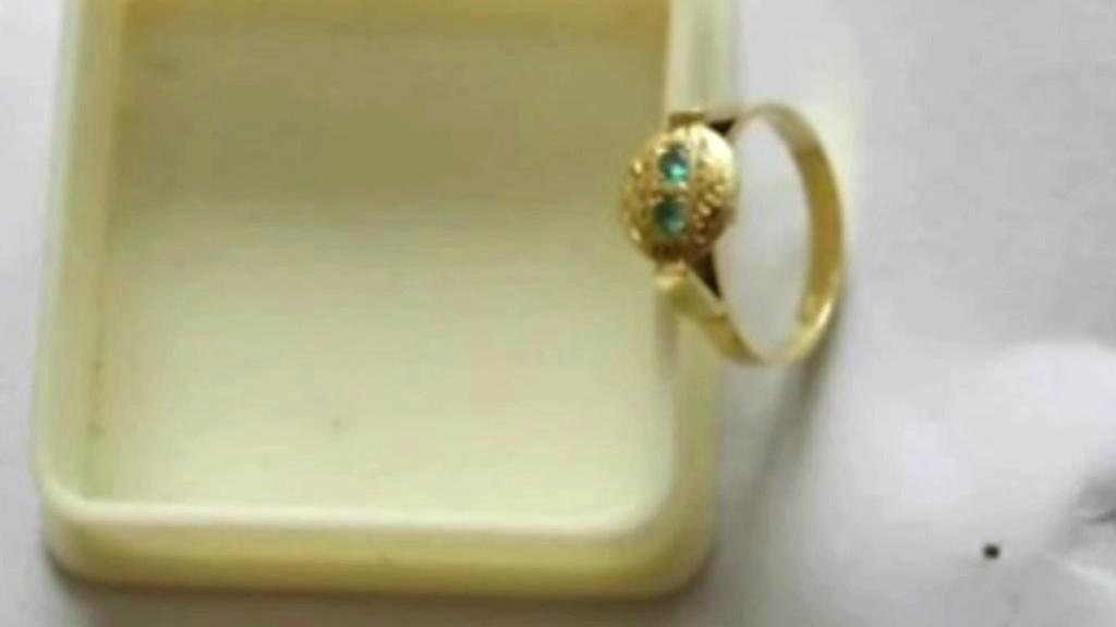 Ukradený šperk