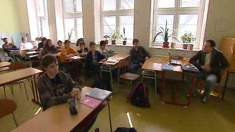 Studenti gymnázia