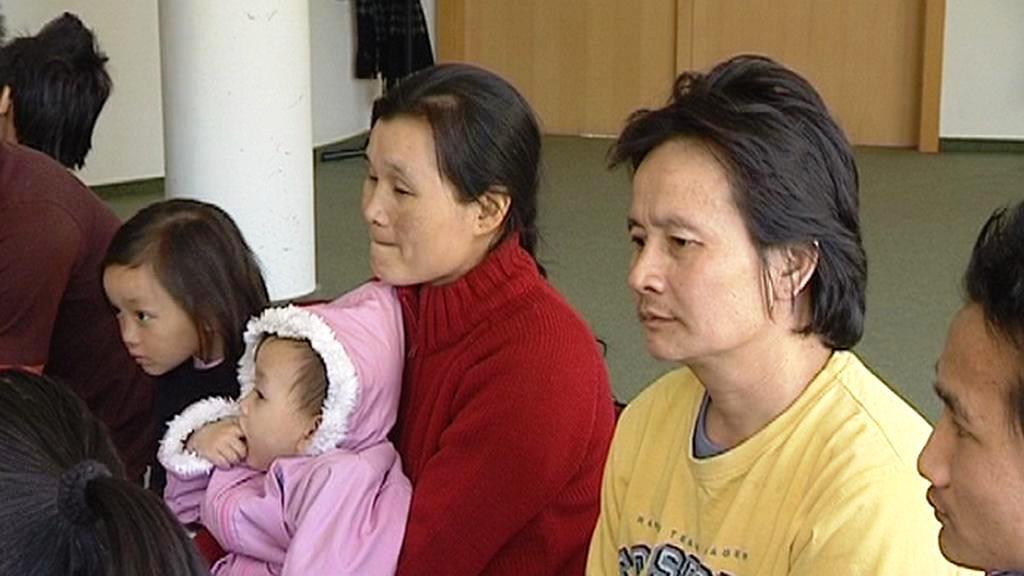 Rodina z Barmy