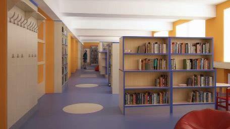 Projekt nové knihovny