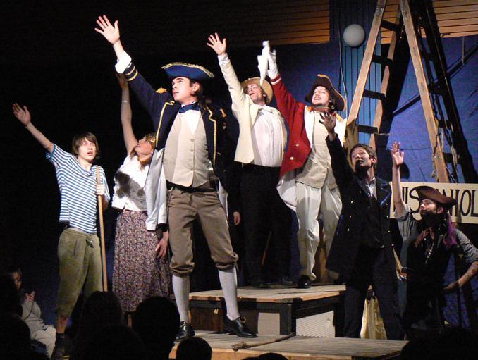 Herci prostějovského Divadla Point