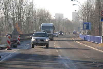 Most přes Olši