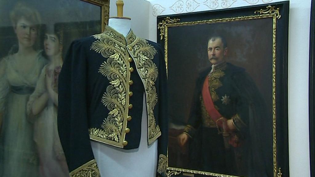 Výstava v Luhačovicích