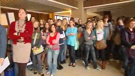 Setkání studentů v Ostravě