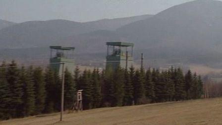 Důl v Beskydech