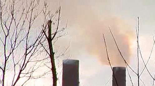 Zhoršené rozptylové podmínky na Ostravsku