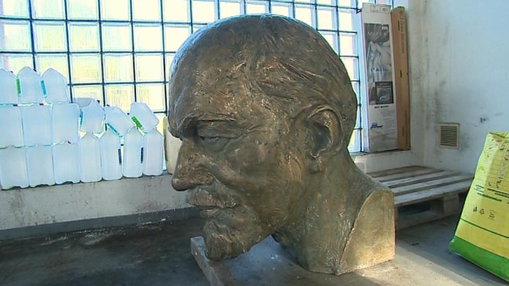 Hlava V.I.Lenina