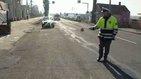 Kontrola řidičů