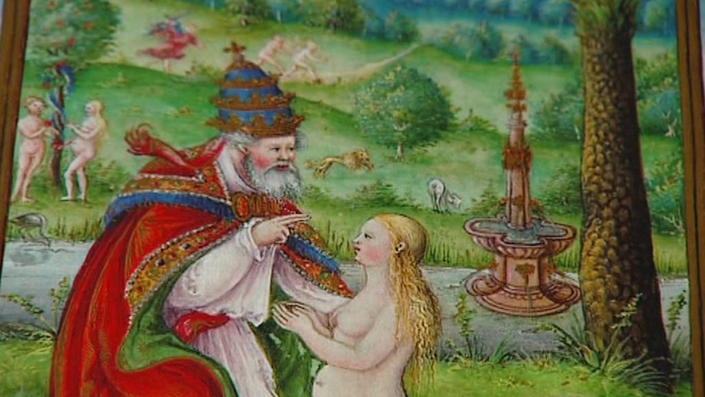 Vyhnání Evy z ráje