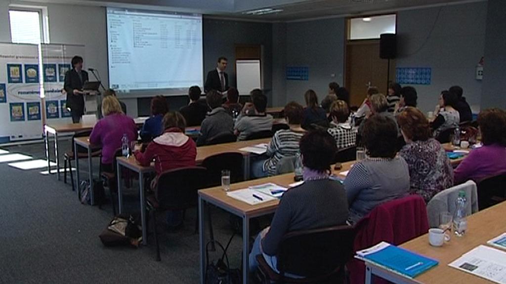 Učitelé se připravují na výuku finanční gramotnosti