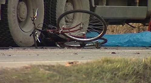 Nehoda cyklisty