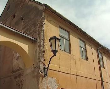 Židovská čtvrť v Třebíči