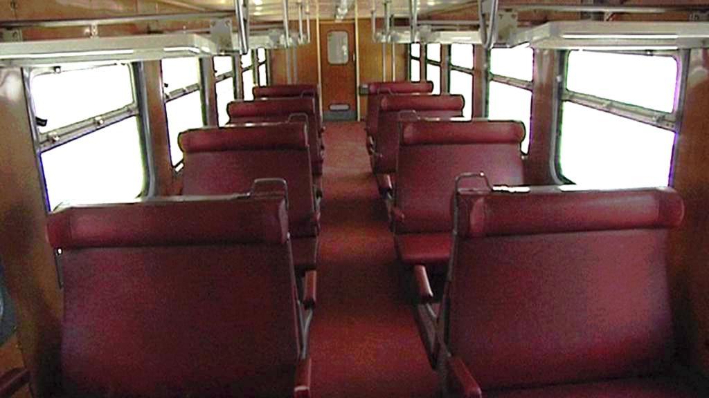 Vagón na regionálních tratích Vysočiny
