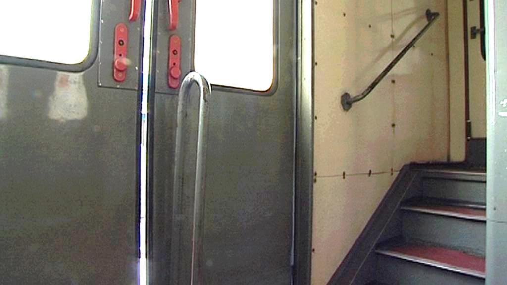 Ve vagónu ČD na Vysočině