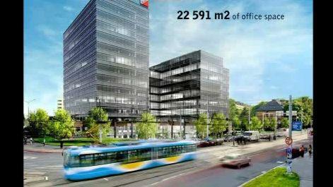 Projekt dvou menších budov
