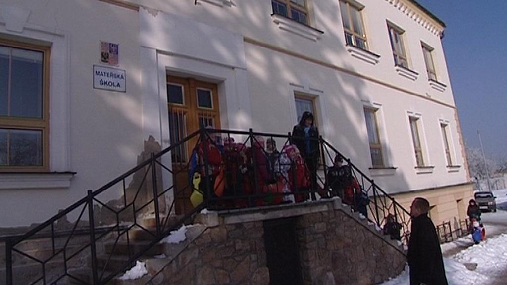 Škola v Lipnici nad Sázavou