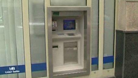 Bankomat Union banky