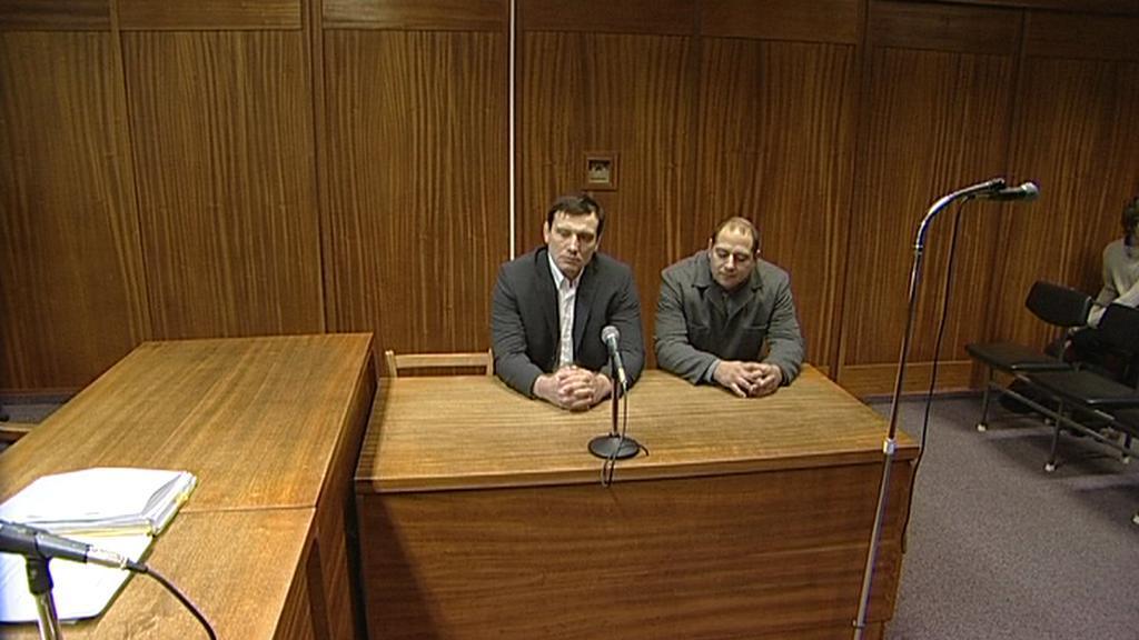Strážníci před soudem