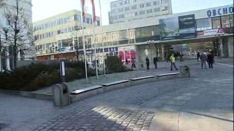 Obchodní centrum Slezanka