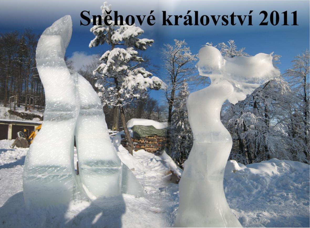 Pozvánka na Sněhové království 2011