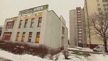 Bývalé sídlo RK Rekin